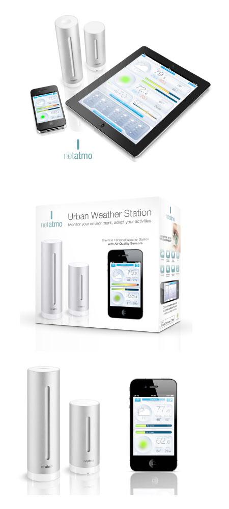 Netamo Gadgets